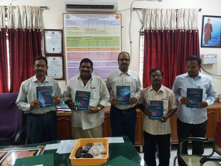 book release on Research Methodology